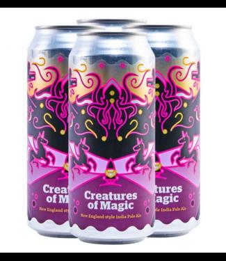 Burlington Beer Burlington Beer Creatures of Magic (4pk 16oz cans)