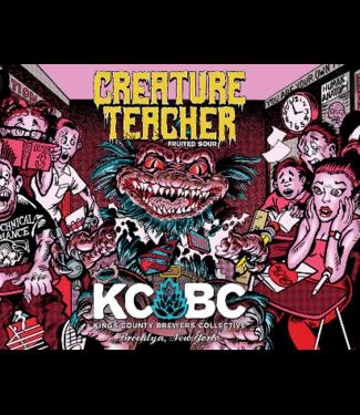 KCBC KCBC Creature Teacher (4pk 16oz cans)
