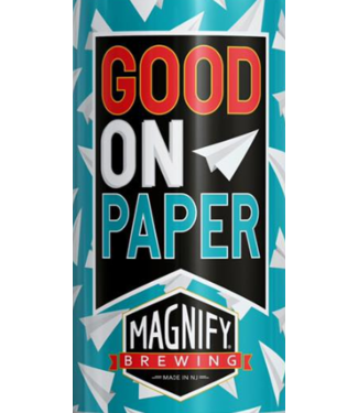 Magnify Magnify Good On Paper (4pk 16oz cans)
