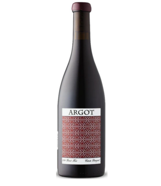 Argot Estate Pinot Noir 2018