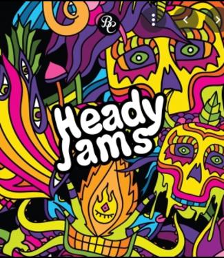 Brix City Brix City Heady Jams (4pk 16oz cans)