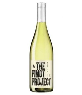 pinot project The Pinot Project Pinot Grigio 2020