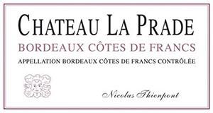 Chateau La Prade Bordeaux