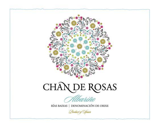 Chan De Rosas Albarino 2017