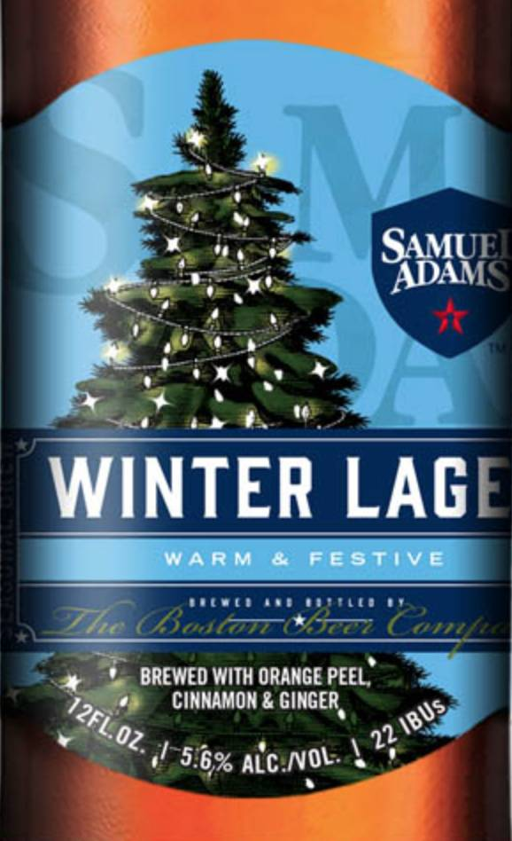 Sam Adams Winter Lager (6pk 12oz bottles)