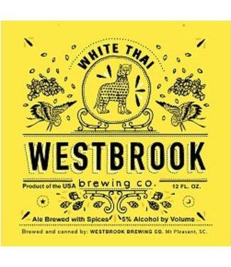 Westbrook Westbrook White Thai (6pk 12oz cans)