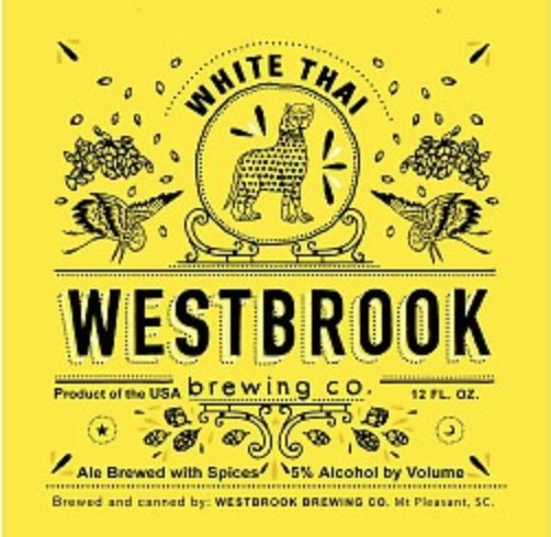 Westbrook Westbrook White Thai (6pk 12oz cans)
