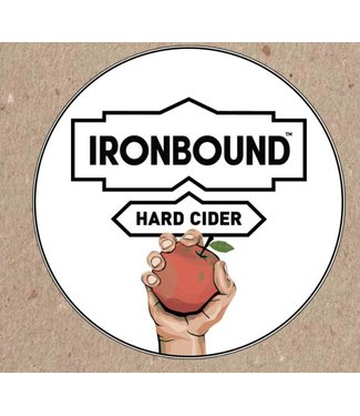 Ironbound Ironbound Hard Cider (4pk 16oz cans)