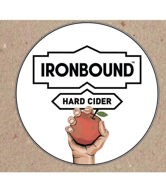 Ironbound Ironbound Hard Cider (4pk 16oz cans)