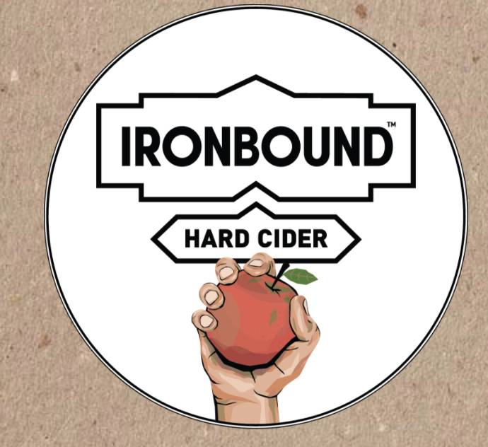 Ironbound Hard Cider (6pk 12oz cans)