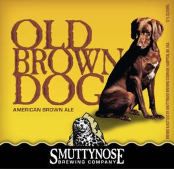 Smuttynose Old Brown Dog (6 pack 12oz cans)