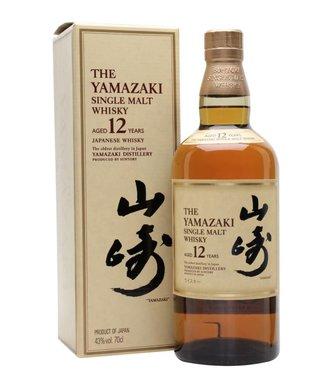 Yamazaki 12year 750ml