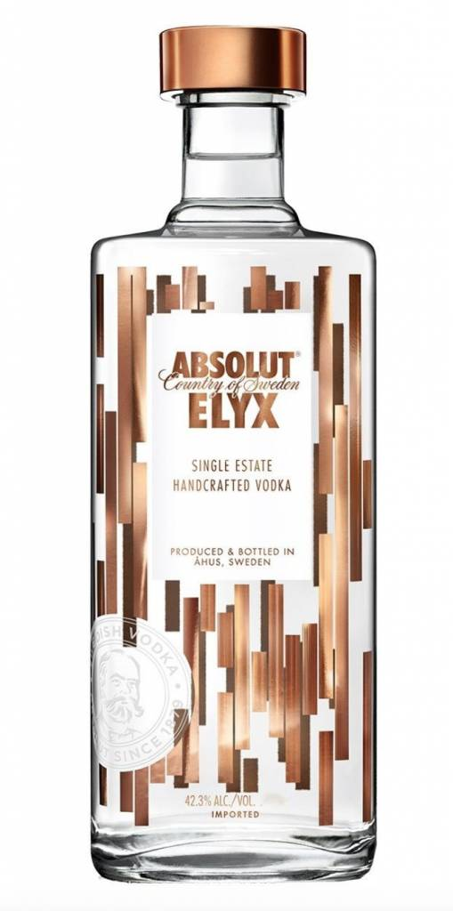 Absolute Elyx  750ML
