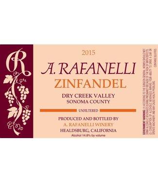 Rafanelli Rafanelli Zinfandel 2017