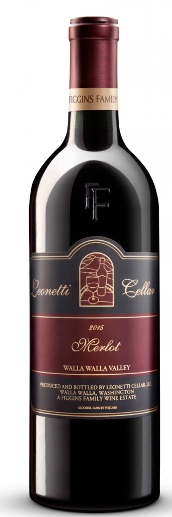 Leonetti Cellar Merlot Walla Valley 2015