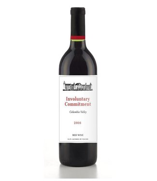 Involuntary Commitment Red Blend