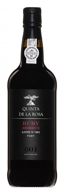 Quinta de la Rosa Ruby Port 500ml