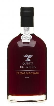 Quinta de la Rosa Tawny Port 500ml