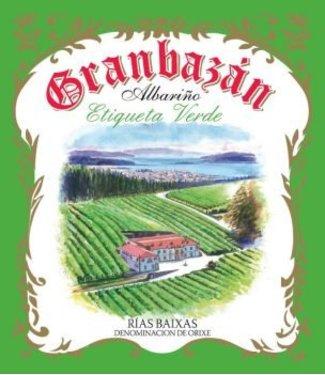 Granbazan Granbazan ''verde'' Albarino