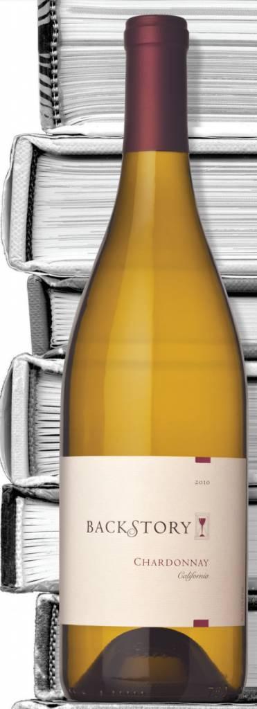 Backstory Chardonnay 2017