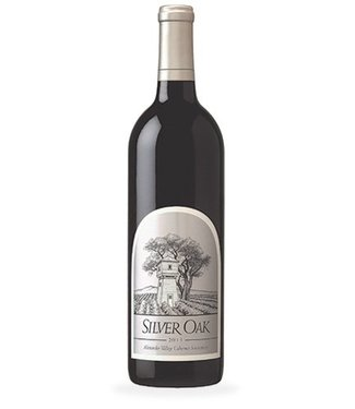 Silver Oak Alexander Valley 2016