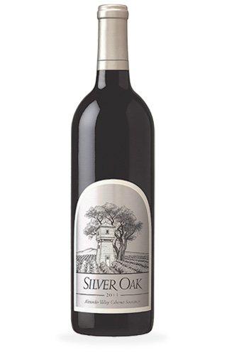 Silver Oak Alexander Valley 2015