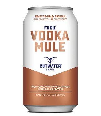 Cutwater Cutwater Vodka Mule (4pk 12oz can)