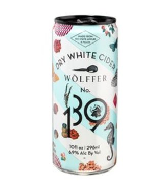 wolffer Wolffer Dry White Cider (4pk 10oz cans)