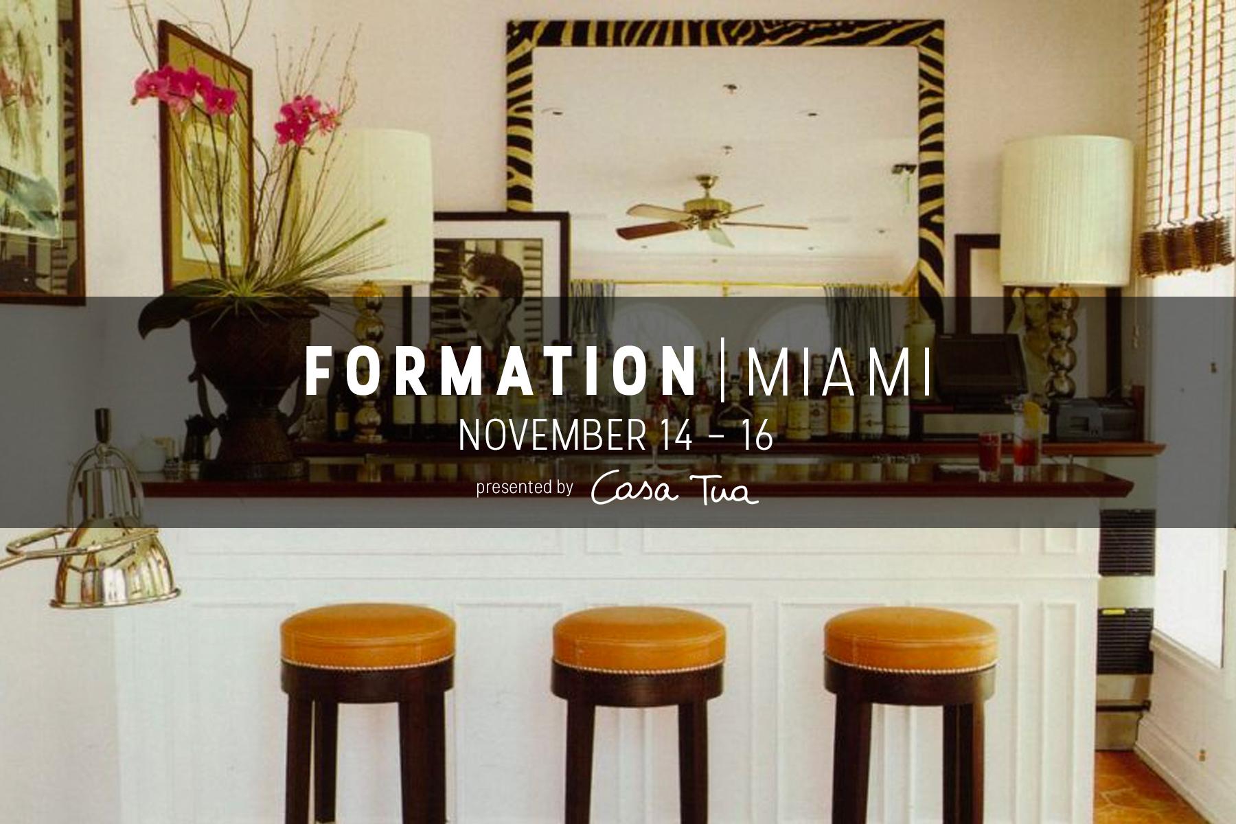 Formation Private ShoppinG Miami Casa Tua