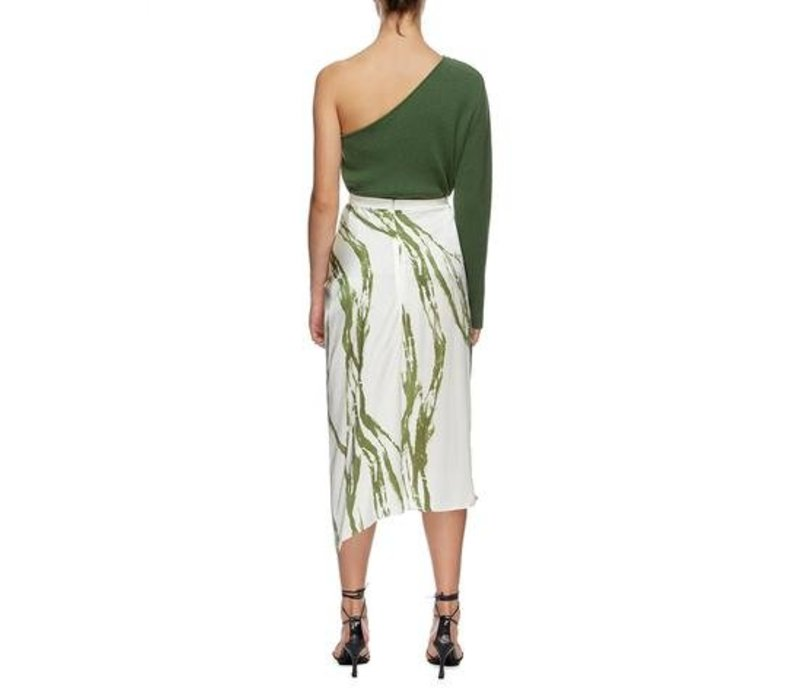 Christopher Esber Incline Taped Skirt