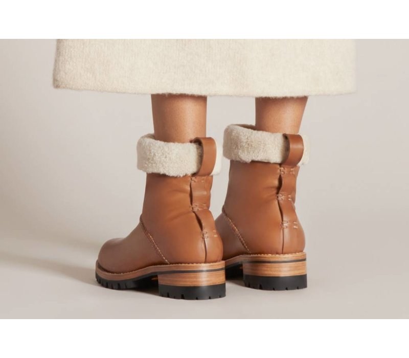 Feit Shearling Boot