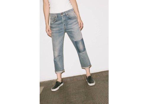 Patch Shorty Jean