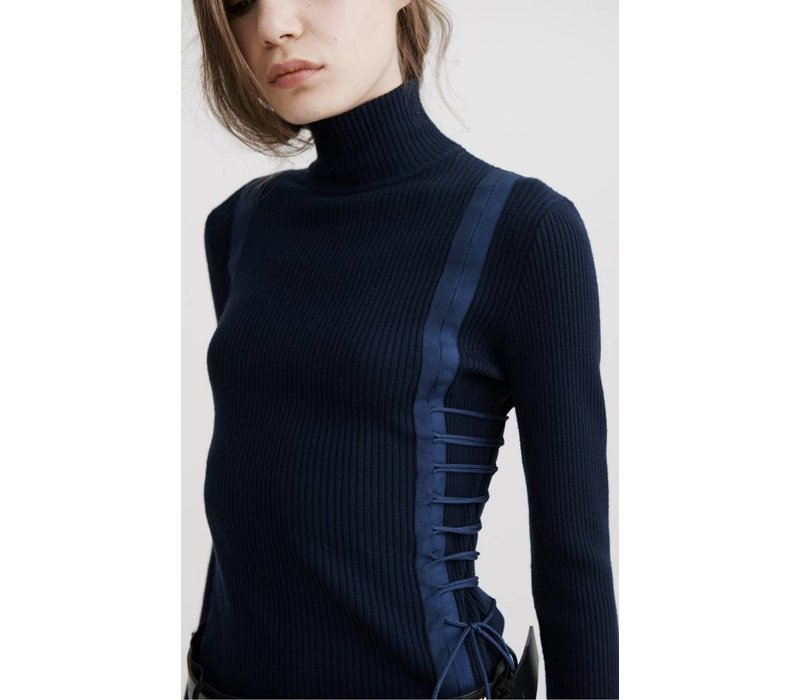 Dion Lee Aviation Laced Skivvy