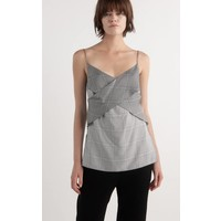 Dion Lee Check Combo Cami