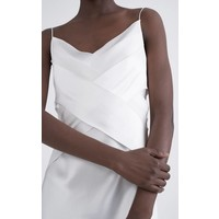 Dion Lee Silk Bias Weave Dress