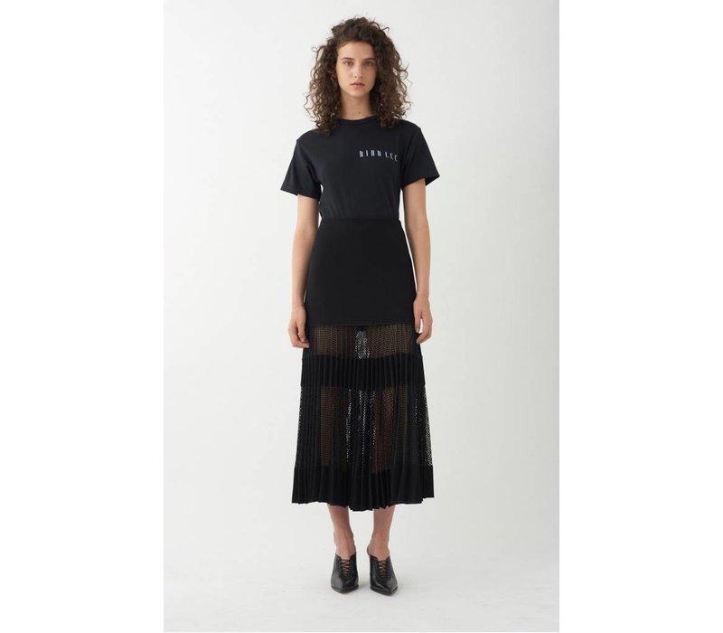 Dion Lee Net Pleat Skirt
