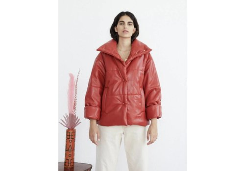 Nanushka Hide Jacket