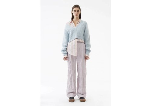 Pastel Baggy Tailored Pant