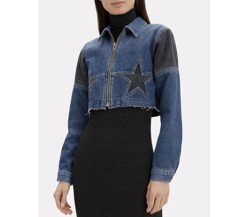 Jean Atelier Toni Crop Jacket