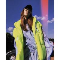Khrisjoy Neon Khris Puffer Vest