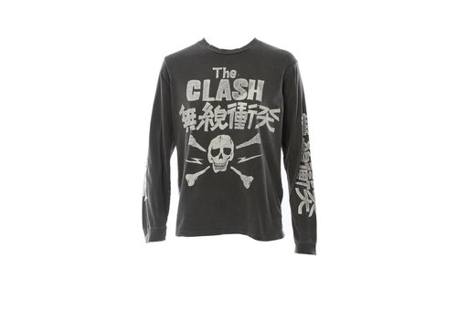 Madeworn The Clash Long Sleeve Tee