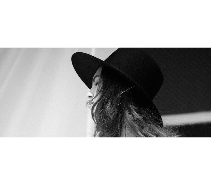 Janessa Leone Trois Fedora