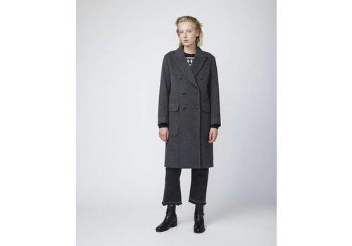 Officine Generale Officine Generale Clemence Italian Wool Coat
