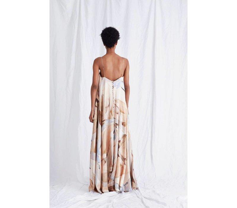 Aje Kensington Gown