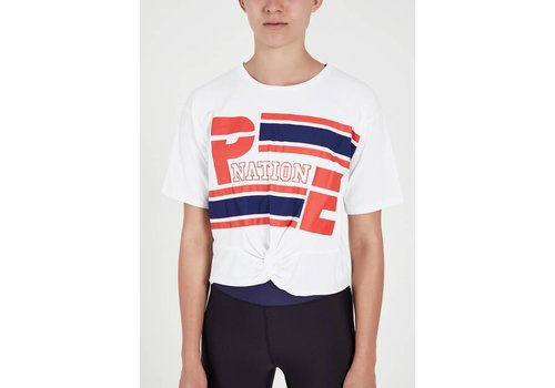 PE Nation Bencher Tee
