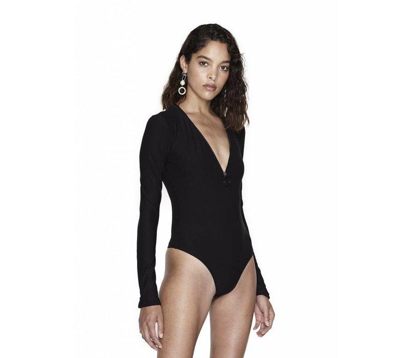 Alix NYC Spruce Bodysuit