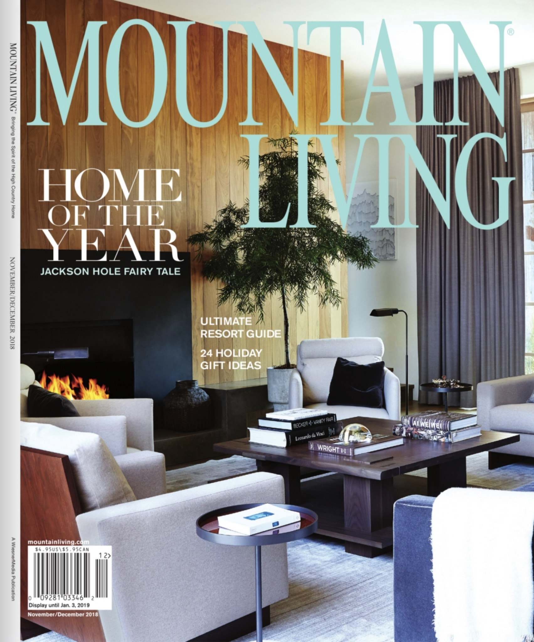 Mountain Living: December 2018 Formation Feature