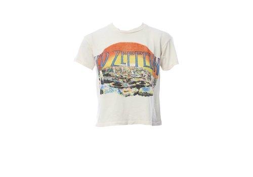 Madeworn Zeppelin Holy Crop Tee