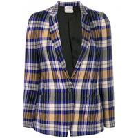 Forte Forte Tartan Jacket