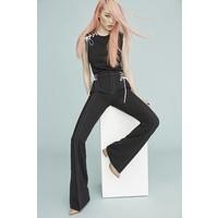 Adeam Lace Up Bootleg Trouser